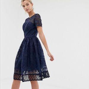 ASOS - Chi Chi London premium lace dress